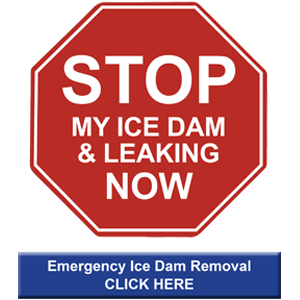 Click Here For Emergency Ice Dam Removal