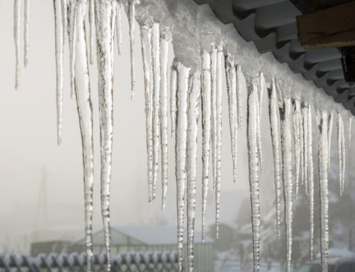 How NOT to Remove Ice Dams