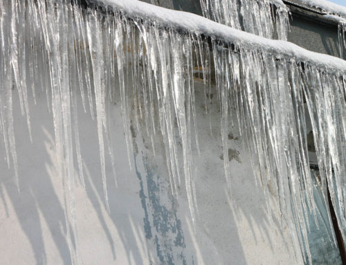 How Do Ice Dams Form?